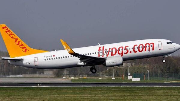 Pegasus tüm uçuşlarını iptal etti