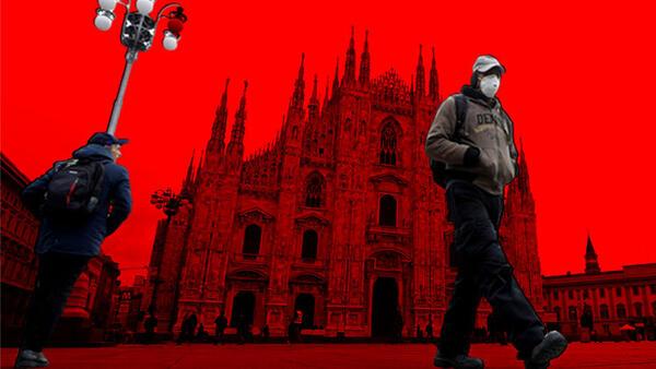 Son dakika haberi: İtalya'da bir günde 889 kişi hayatını kaybetti
