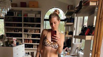 Ünlü tenisçi Ashley Harkleroad çıplak fotoğrafını sansürsüz paylaştı, sosyal medya yıkıldı