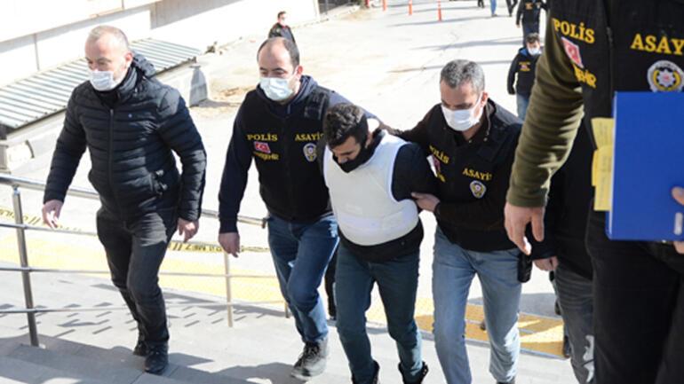 Katil zanlısı böyle yakalandı Eskişehirdeki vahşetten kan donduran ayrıntılar