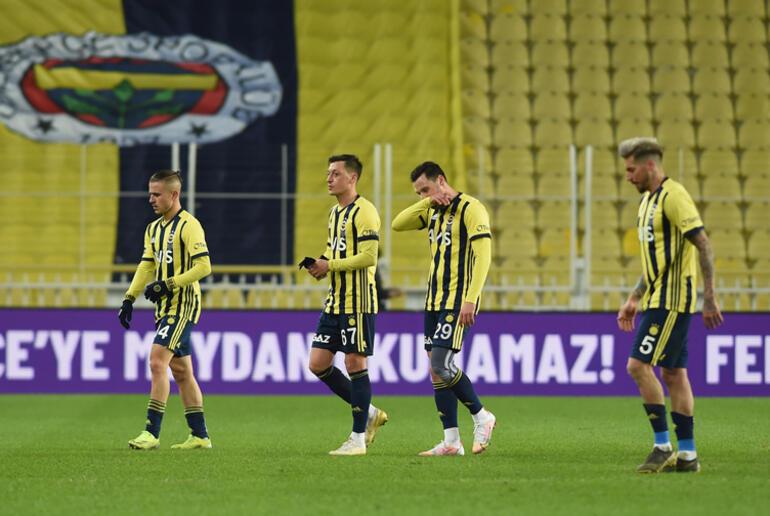 Fenerbahçe suskunluğunu 35 saat sonra bozdu Otobüsle eve dönüşü hatırlattı