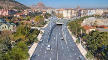 Afyonkarahisar Belediyesi alt geçitin ihalesine çıkıyor