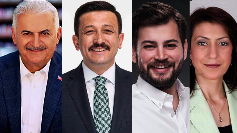 Ak Parti 7. Olağan Kongre Sonrası MKYK 'de İzmir'den 4 İsim