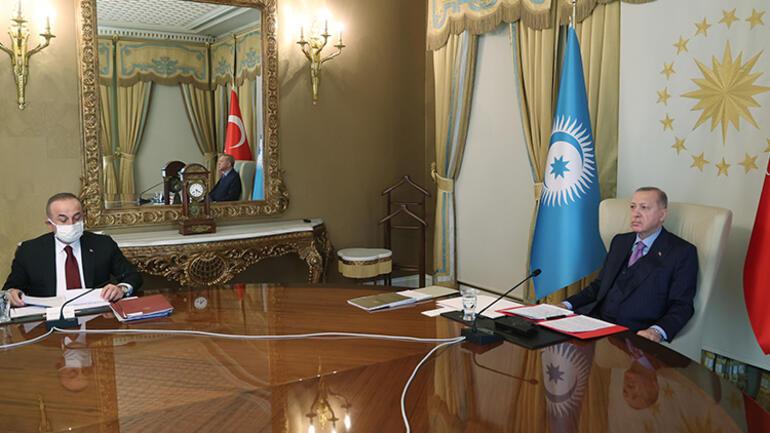 Son dakika... Cumhurbaşkanı Erdoğan: Ramazan Bayramından sonra Şuşayı ziyaret edeceğim