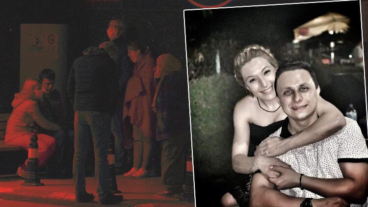 İzmir'de genç çiftin sır ölümü