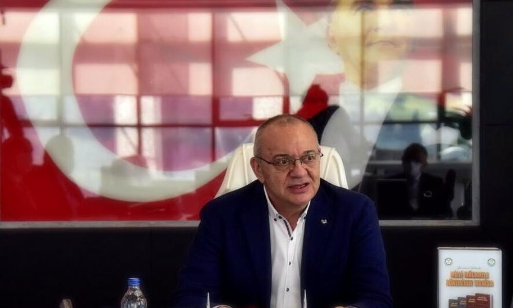 Manisa Büyükşehir Belediye Başkanı Cengiz Ergün