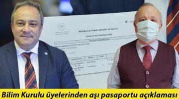 Prof. Dr. İlhan, e-Nabız örneği, Prof. Dr. Akın tarih verdi