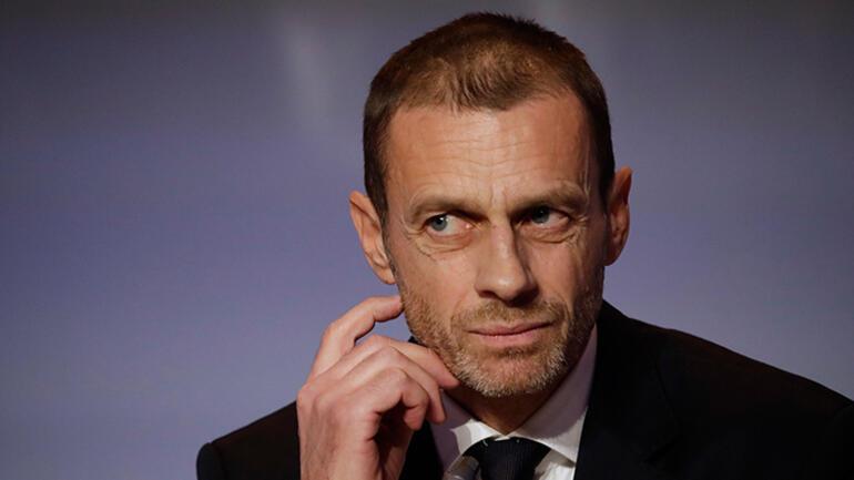 UEFA Başkanı Aleksander Ceferinden çok sert Avrupa Süper Ligi sözleri Aptalcaydı...