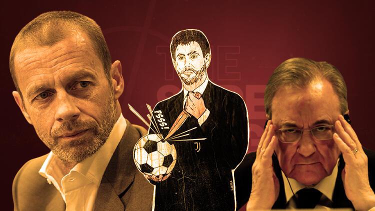 Ceferin'den çok sert Avrupa Süper Ligi sözleri! 'Aptalcaydı…'
