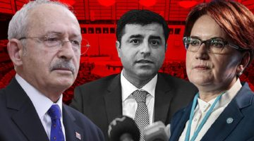 Demirtaş'ın 3. İttifak sözleri tartışma yarattı… CHP ve İYİ Parti'den açıklamalar peş peşe geldi