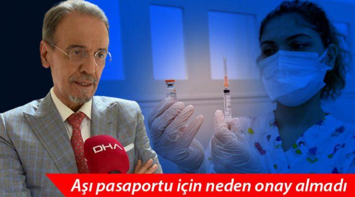 Prof. Dr. Ceyhan'dan Sinovac aşısı açıklaması