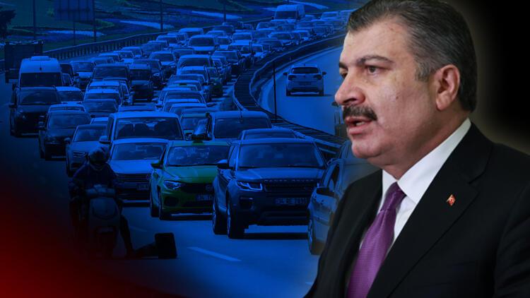 Sağlık Bakanı Fahrettin Koca'dan 'tam kapanma' açıklaması