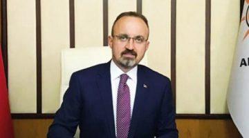 AK Parti'de yeni anayasa çalışması bitti