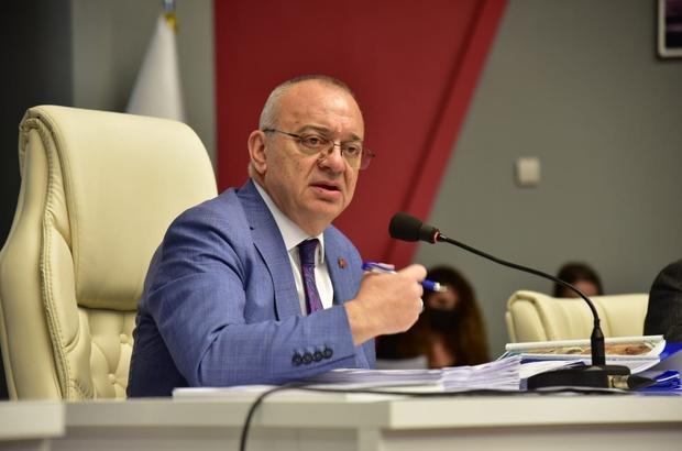 Başkan Ergün'den 'Çarşı' esnafına müjde