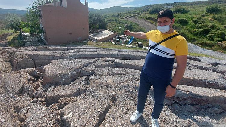 Evler tahliye edildi: Neler olduğunu kimse bilmiyor