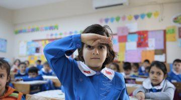 İlkokul kaçıncı sınıfa kadar 2021 yarın hangi sınıflar okula gidecek?