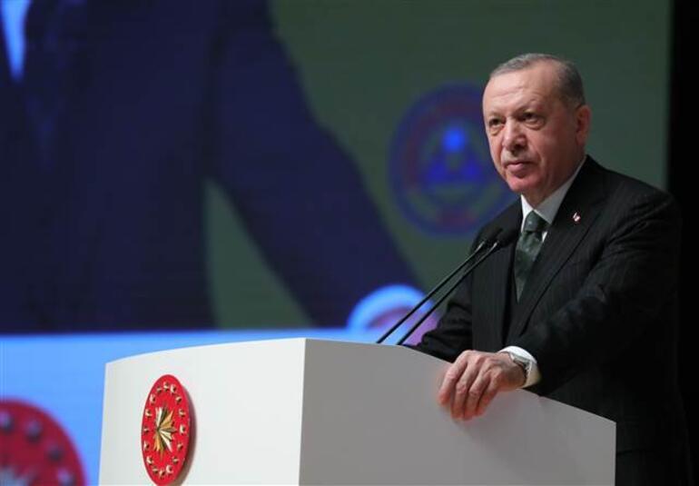 Son dakika... Cumhurbaşkanı Erdoğan: İslam düşmanlığı kanser hücresi gibi hızla yayılıyor