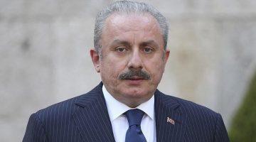 TBMM Başkanı Şentop'tan İsrail'in hain saldırısına sert tepki