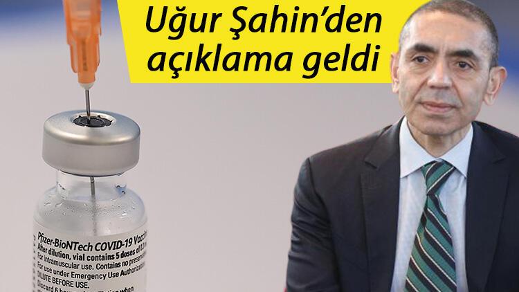 Türkiye ile Pfizer/Biontech arasında anlaşma imzalandı!