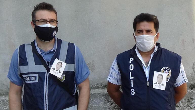 Bodrum'da polisin şehit edilmesinde 19 gözaltı Mesai arkadaşlarından anlamlı hareket