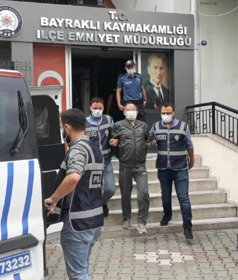 İzmirde haciz için gelen avukata dehşete yaşatmıştı İfadesi herkesi şaşkına çevirdi