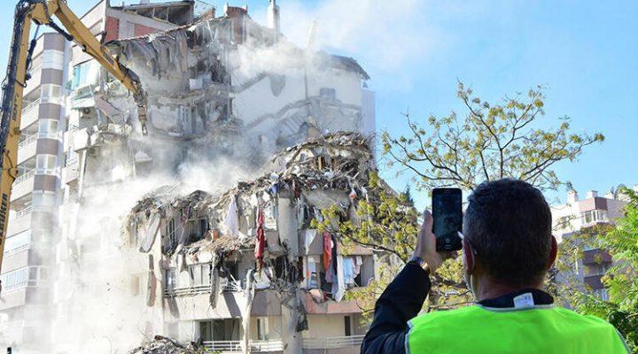 İzmir depremiyle ilgili iddianame