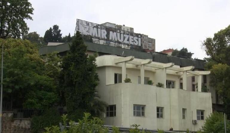 İzmir Müze Müdürlüğü'nde yolsuzluk iddialarına inceleme Ot temizliği yapılmış