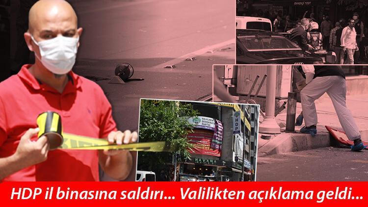 İzmir'de silahla etrafa ateş açtı: Bir kişi hayatını kaybetti