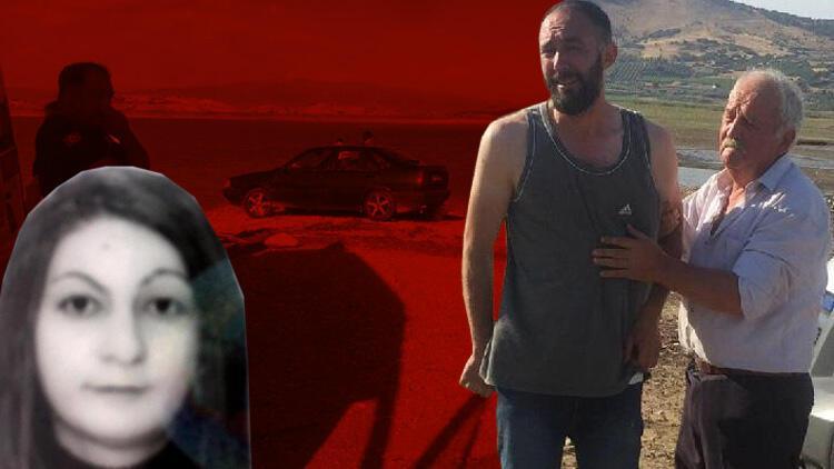 Manisa'da gölette facia… Sevgilisinin gözü önünde suda kayboldu