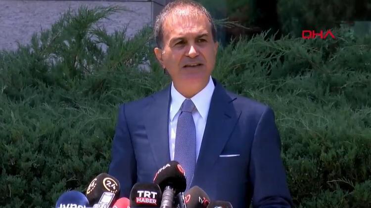 AK Parti Sözcüsü Çelik'ten Akşener'e tepki: Yakışıksız ifade, kabul edilemez