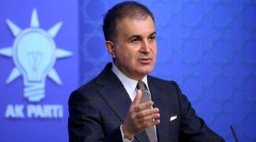 AK Parti Sözcüsü Ömer Çelik'ten Hayvanları Koruma Kanunu mesajı