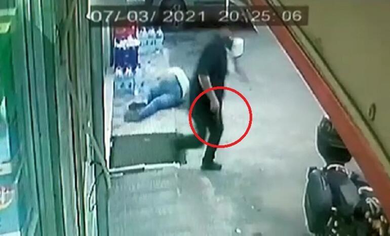 Tüyleriniz ürperecek Kripto para cinayeti kamerada
