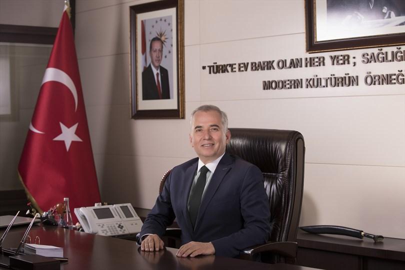 """Başkan Zolan: """"Kıyamete kadar ülkemize sahip çıkacağız"""""""