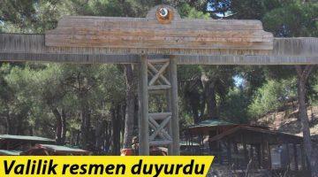 İzmir'de flaş karar! Ormanlara giriş yasaklandı