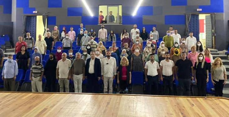 Ak Parti Buca'da Genişletilmiş Teşkilat İstişare toplantısı