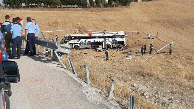 Son dakika... Balıkesirden kahreden haber Yolcu otobüsü kaza yaptı: Çok sayıda ölü ve yaralı var