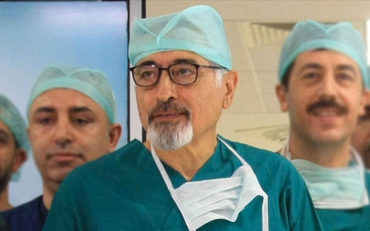 ABD'nin Yale Üniversitesi'ni bıraktı ünlü cerrah Prof. Şükrü Emre Ege Üniversitesi'ne katıldı