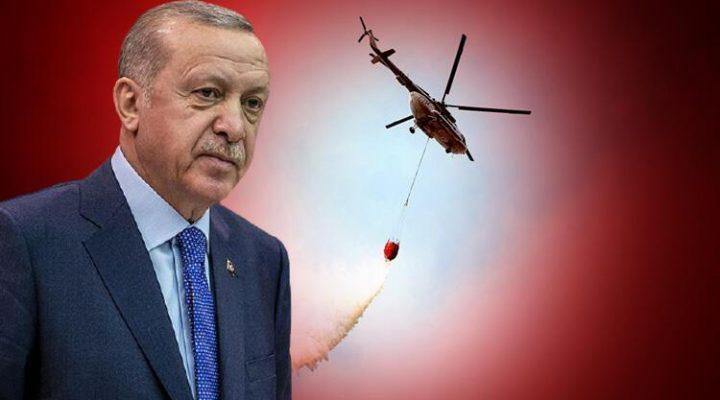 Cumhurbaşkanı Erdoğan talimat vermişti! Harekete geçildi: İşte THK raporu…