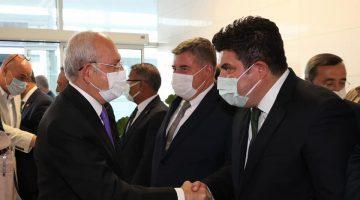 CHP lideri iki gün İzmir'de