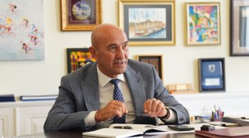 İzmir'de Dev proje için 8 firma yarıştı