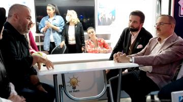 AK Parti İzmir vites artırıyor…