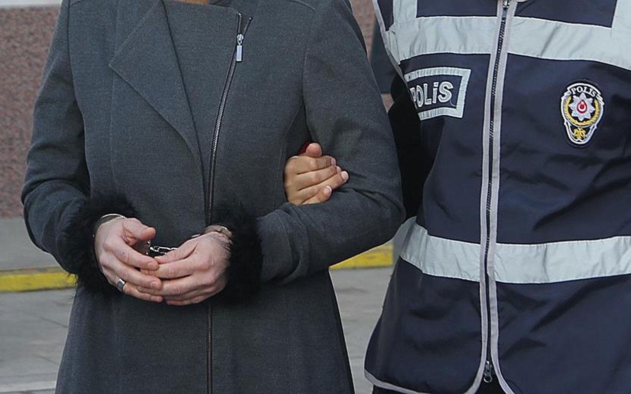 Denizli'de firari FETÖ hükümlüsü yakalandı
